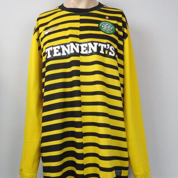 Celtic 2011-12 LS third shirt Nike soccer jersey size XXL (1)