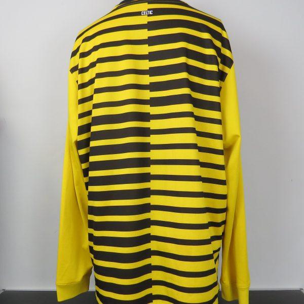 Celtic 2011-12 LS third shirt Nike soccer jersey size XXL (2)