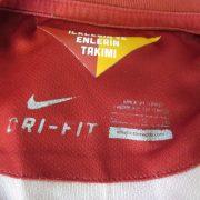 Galatasaray 2014-15 home shirt adidas soccer jersey Melo 3 size XL (3)
