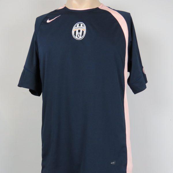 premium selection 61f95 5fd1b Juventus 2004-05 training shirt Nike soccer jersey size S