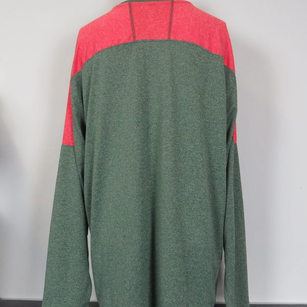 Minesota Wild NHL green grey sweater official merchandise size XXL BNWT (2)