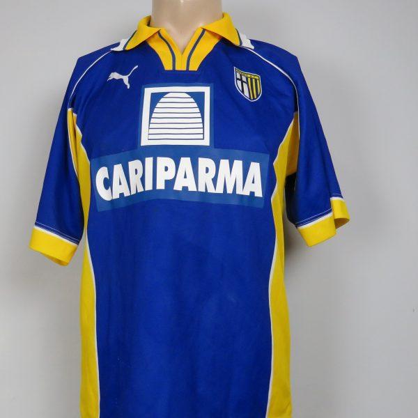 PARMA AC 1997-98 away shirt Puma soccer jersey 6 size S (4)