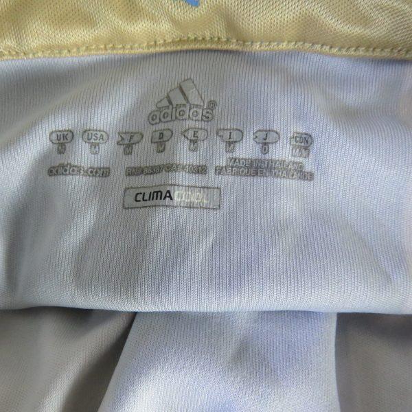 Argentina 2011-13 home shirt adidas soccer jersey size M (2)