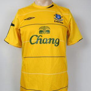 Everton 2005-06 third shirt Umbro soccer jersey size S f14ed6796