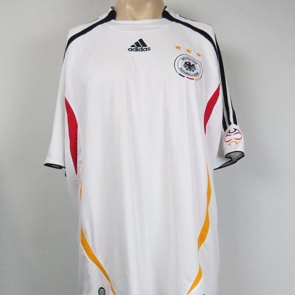 new product 93a27 739c5 Germany 2005-07 home shirt adidas trikot size XL (World Cup 2006)
