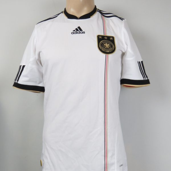 Germany 2010-11 home shirt adidas soccer jersey size S World Cup 2010 (1)