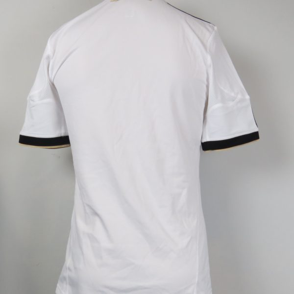 Germany 2010-11 home shirt adidas soccer jersey size S World Cup 2010 (4)