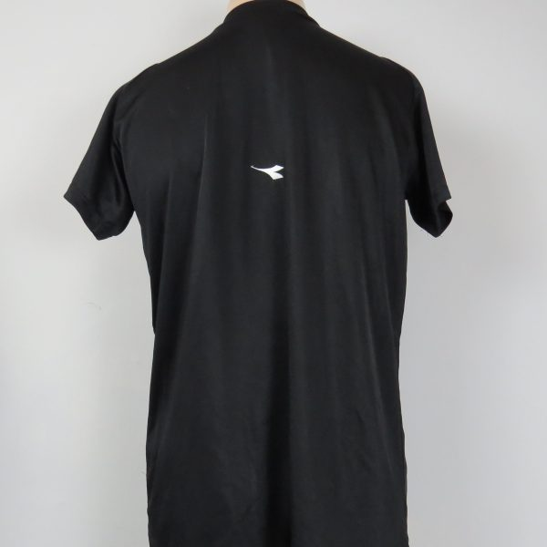 Italy Associazione Arbitri 2008-09 referee shirt Diadora jersey size M (3)