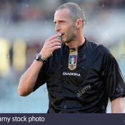 Italy Associazione Arbitri 2008-09 referee shirt Diadora jersey size M (4)
