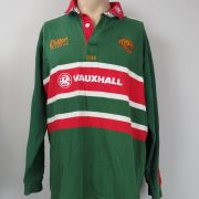 Leicester Tigers 2001-03 shirt Cotton Traders rugby jersey size L (1)