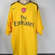 Rare Arsenal 2006-07 away shirt Nike soccer jersey size 3XL (1)