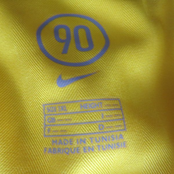 Rare Arsenal 2006-07 away shirt Nike soccer jersey size 3XL (3)