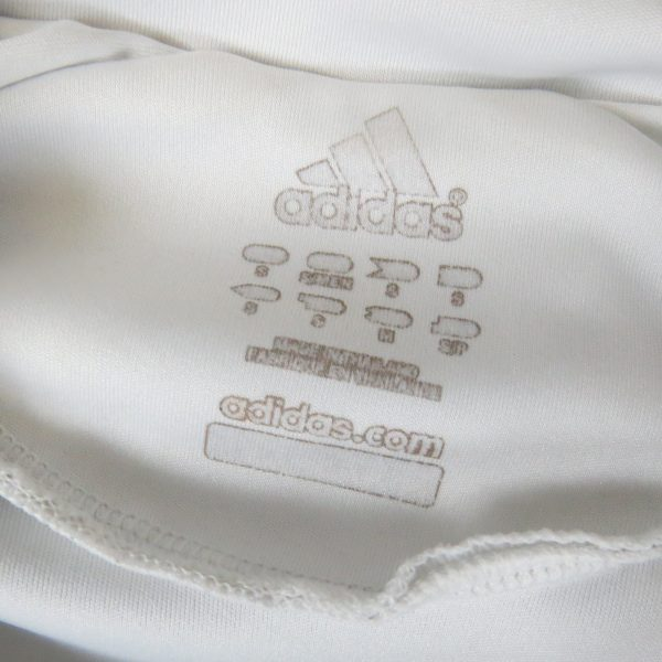 Real Madrid 2008-09 LFP home shirt adidas soccer jersey size S (2)