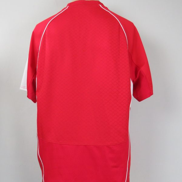 Wales Rugby Union 2010-11 home shirt Under Armour jersey size M (2)