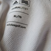 adidas Mens ClimaLite 14 Zip Contrast Pullover 2014 white size XL (2)