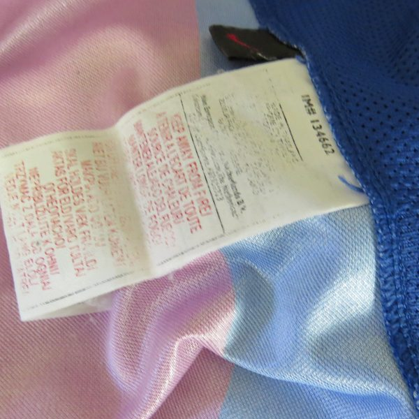 Barcelona 2002-03 basic home shirt Nike jersey size L (3)