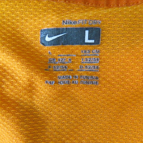 Barcelona 2006-07 third shirt Nike soccer jersey camiseta size L (7)