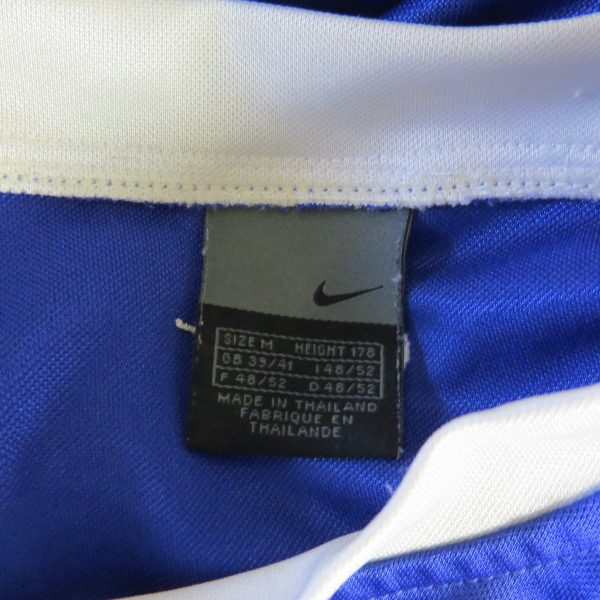 Brazil World Cup 2002 training shirt Nike soccer jersey size M (2)