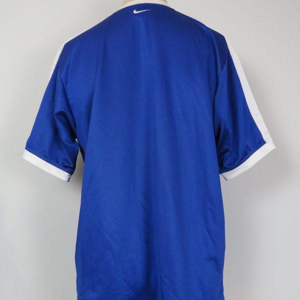 Brazil World Cup 2002 training shirt Nike soccer jersey size M (4)