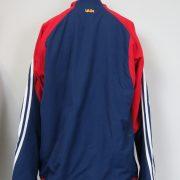 British & Irish Lions Rugby training jacket New Zealand 2005 size L 4244 (2)