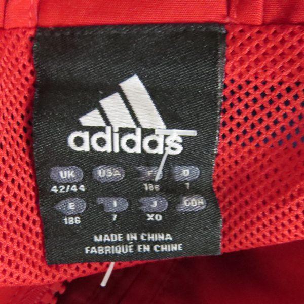 British & Irish Lions Rugby training jacket New Zealand 2005 size L 4244 (3)