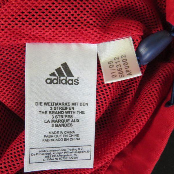British & Irish Lions Rugby training jacket New Zealand 2005 size L 4244 (4)