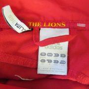 British & Irish Lions Rugby training shirt 2009 Formotion wind breaker size L (2)
