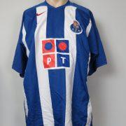 FC Porto 2005-06 home shirt Nike soccer jersey size XL (1)