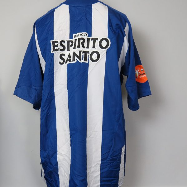 FC Porto 2005-06 home shirt Nike soccer jersey size XL (4)