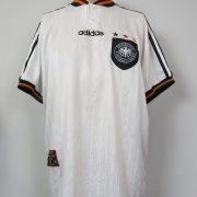 Germany 1996-98 home shirt adidas soccer jersey size XL (EURO 96) (1)
