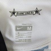 Juventus 2008-09 home shirt Nike soccer jersey Amauri 8 size M (4)