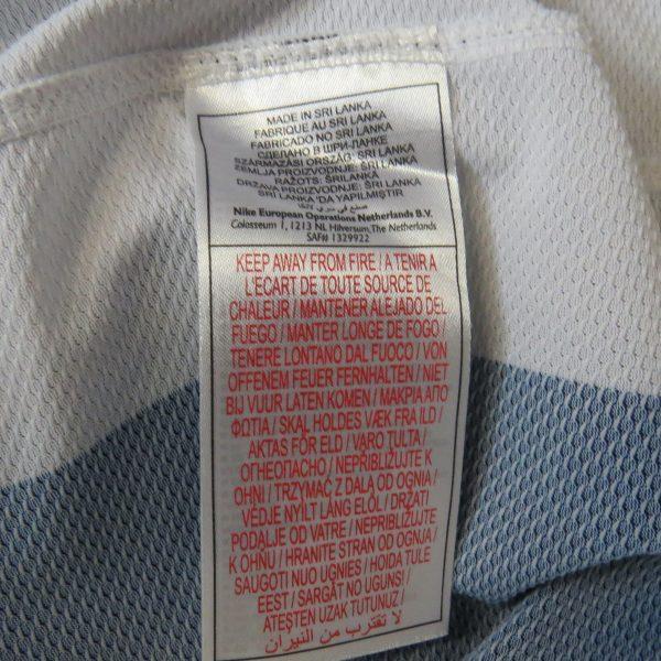 Juventus 2008-09 home shirt Nike soccer jersey Amauri 8 size M (5)