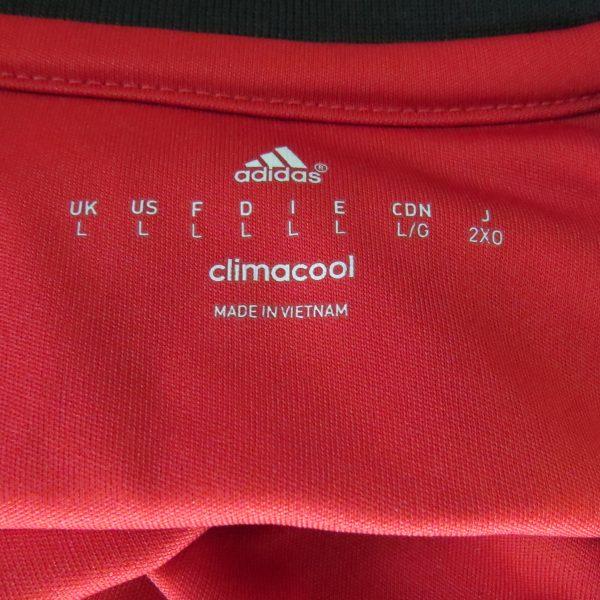 Manchester United 2015-16 home shirt adidas soccer Schweinsteiger 31 size L (3)