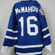Toronto Maple Leafs NHL jersey shirt McMahon #16 CCM mt XL (4)