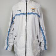 Ultra rare Lazio Roma 1999-00 Centenary training jacket Puma size L (1)