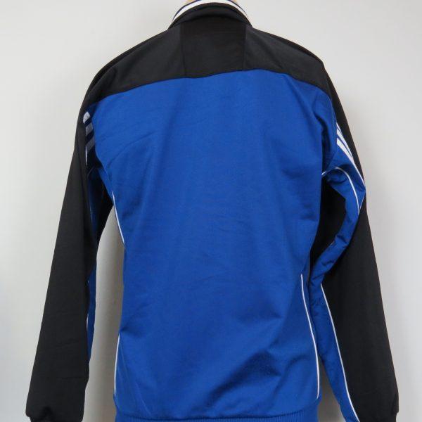 Vintage Adidas 1990ies Blue tracksuit jacket size S 3436 (2)