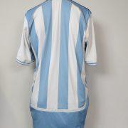 Argentina 2005-07 home shirt adidas soccer jersey size L (World Cup 2006) (4)