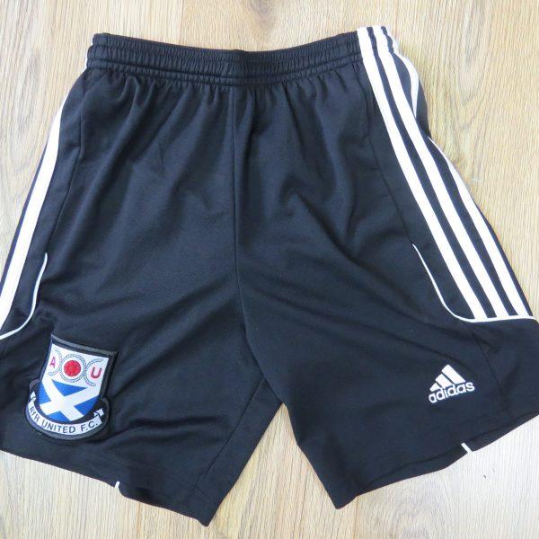 Ayr United 2015-16 home shorts adidas size YL 152 12Y (1)