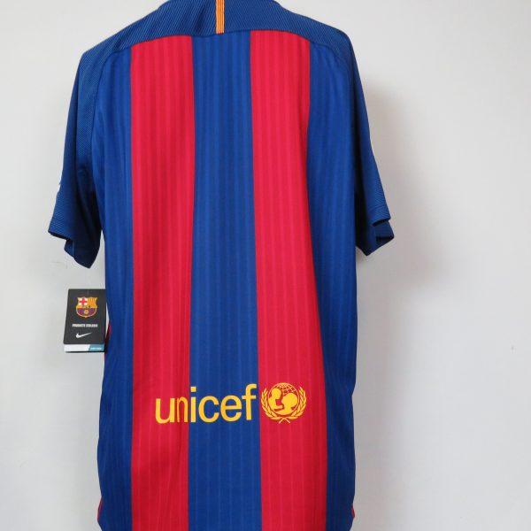 Barcelona 2017 Copa Del Rey Final shirt Nike soccer jersey size L BNWT (2)