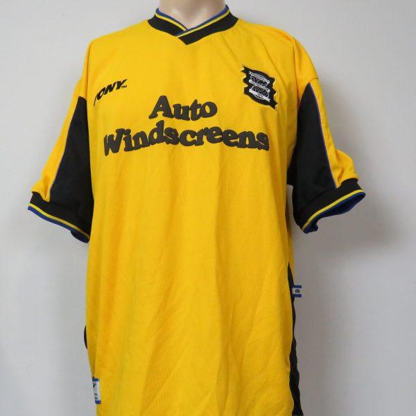 Vintage Birmingham City 1997-98 away shirt Pony soccer jersey size L ... 1d8ed41cf