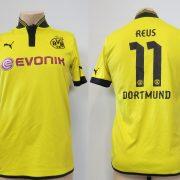 Borussia Dortmund 2012-13 home shirt Puma trikot Reus 11 Boys XL 176cm (1)