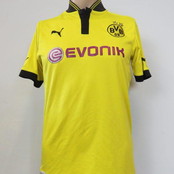Borussia Dortmund 2012-13 home shirt Puma trikot Reus 11 Boys XL 176cm (2)