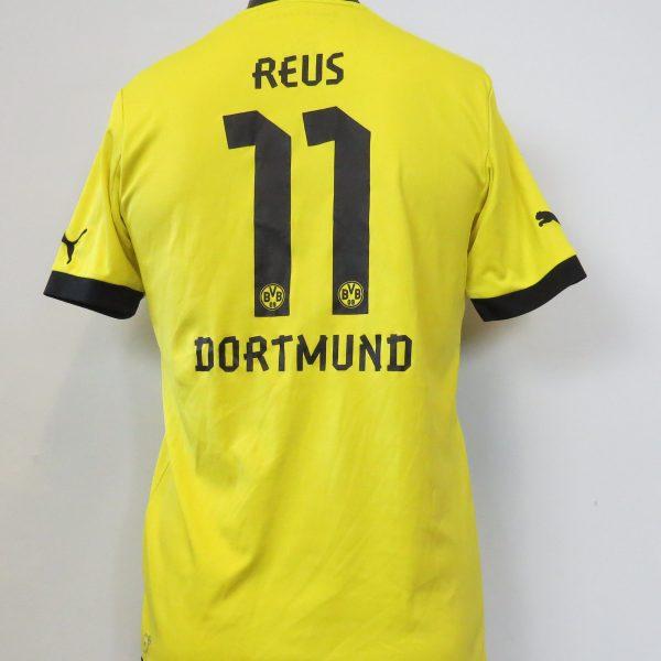 Borussia Dortmund 2012-13 home shirt Puma trikot Reus 11 Boys XL 176cm (5)