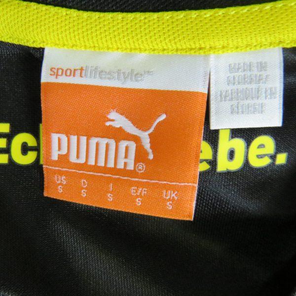 Borussia Dortmund 2014-16 away shirt Puma trikot Aubameyang 17 S (3)