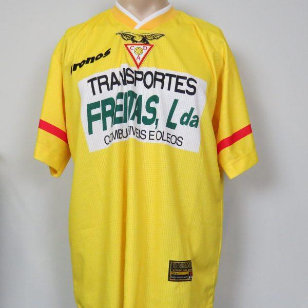 CD Aves 2000's away shirt Kronos camisa soccer jersey size XL (1)