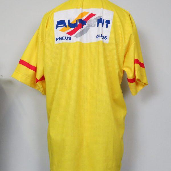 CD Aves 2000's away shirt Kronos camisa soccer jersey size XL (2)