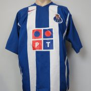 FC Porto 2005-06 home shirt Nike soccer jersey size L (1)