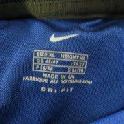 Inter Milan 2000-01 home shirt Nike soccer jersey size XL (3)
