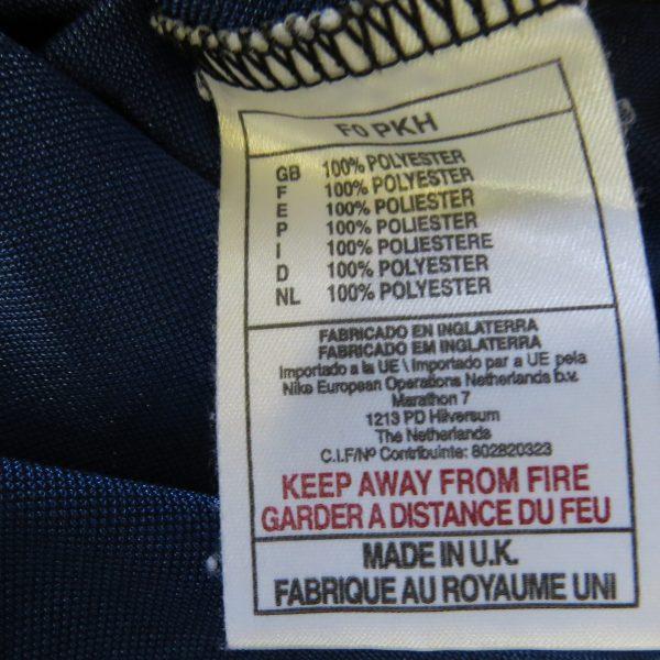 Inter Milan 2000-01 home shirt Nike soccer jersey size XL (4)