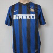 Inter Milan 2010-11 home shirt Boys XL 7932 13-15 Y (1)
